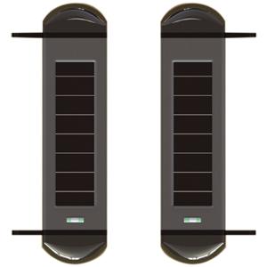 三光束太阳能全无线对射